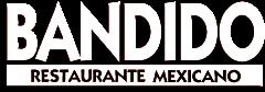 Bandido Logo Weiss
